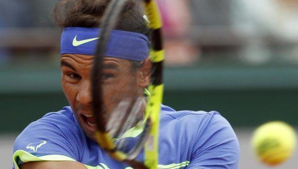 Raffa Nadal otra vez en una final del Roland Garros. Foto: AP