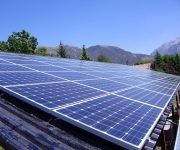 Paneles solares. Foto tomada de cultivarsalud.com