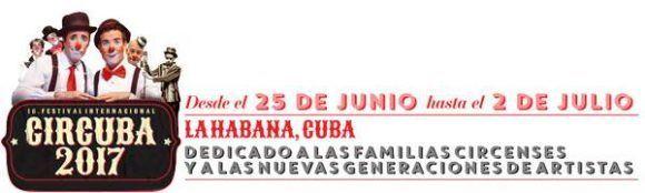 Cartel promocional de Circuba.