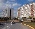Edificios Doce plantas del Reparto Hermanos Cruz, el más poblado de la ciudad de Pinar del Río. 23 de enero de 2013.  AIN FOTO/Abel PADRÓN PADILLA/sdl