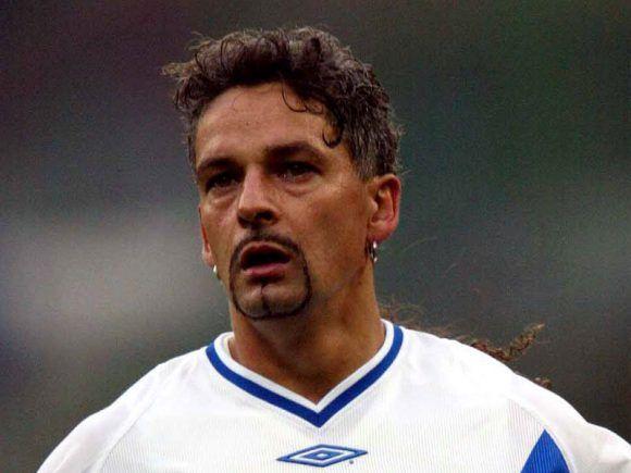 Roberto Baggio. Foto tomada de Taringa!