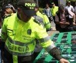 El insólito llamado de un ladrón de celulares a una emisora de radio de Colombia. Foto: Policía de Bogotá