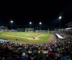 El Palisades Credit Union Park, estadio de los Rockland Boulders de la Liga Can-Am en  Pomona, estado de New York. Foto: Sitio oficial de los Rockland Boulders.