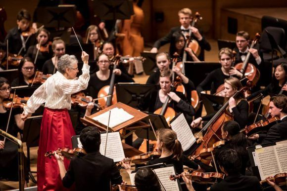 Foto tomada del perfil de la orquesta en Facebook.
