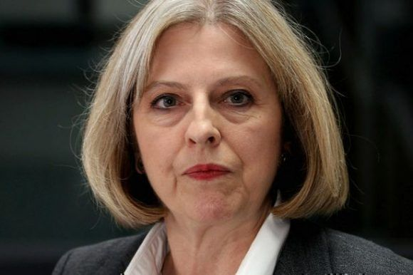 Theresa May. Foto tomada de Portal de Noticias.
