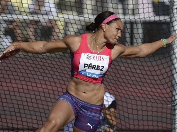Yaimé Pérez. Foto: Archivo.
