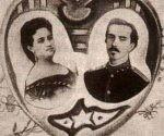 Amalia Simoni e Ignacio Agramonte