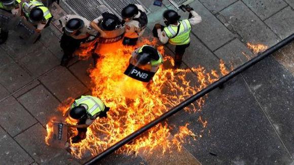 Venezuela: Capturan a ejecutor de acciones terroristas en Caracas
