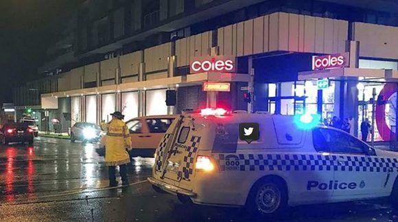 El saldo dejado por el terrorista fue de un muerto y tres heridos. Foto: Reuters.