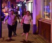 El incidente en el Puente de Londres ocurrió en las primeras horas de la noche. Foto: PA.