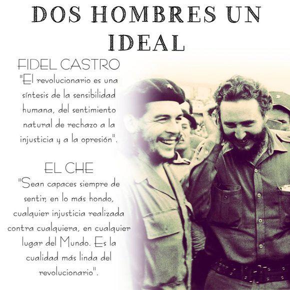 Imagen: Fidel Soldado de las Ideas.