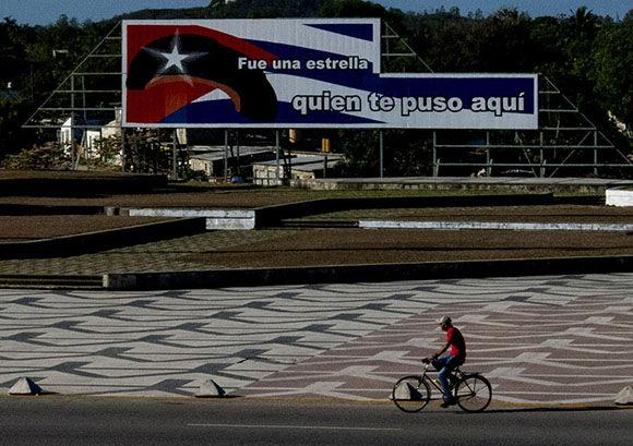 Plaza Che, en Santa Clara. Foto: Jennifer Romero/Cubadebate.