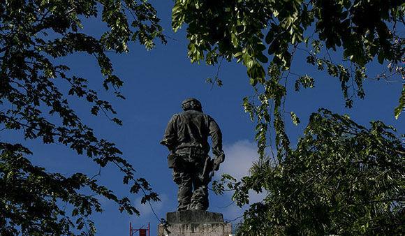 Plaza del Che en Santa Clara. Foto: Jennifer Romero/Cubadebate.