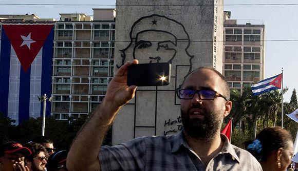 Primero de Mayo. Foto: Jennifer Romero/Cubadebate.