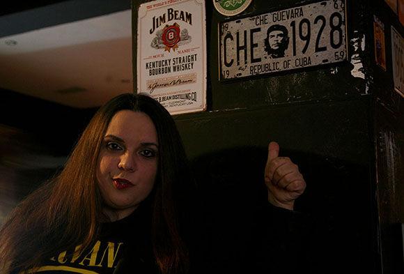 Bar, en la ciudad de Orihuela, España. Foto: Jennifer Romero/Cubadebate.