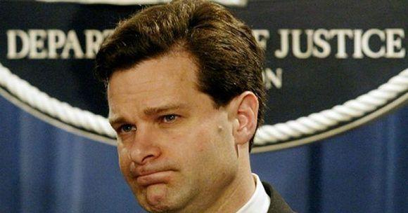 """Christopher A. Wray, """"un hombre de credenciales impecables"""", según Trump, para ser el nuevo director del FBI. Foto: EFE."""
