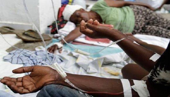La OMS avisa de que Yemen sufre la peor epidemia de cólera del mundo.