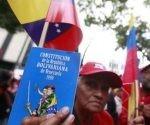 Precandidatos a la Asamblea Nacional Constituyente entregan recaudos ante el CNE de Venezuela. Foto: AVN.