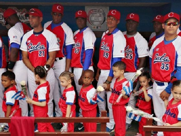 Cuba se despidió con 5 victorias y 16 derrotas en la Liga Can-Am. Foto: Sitio web de la Can-Am League (www.canamleague.com).