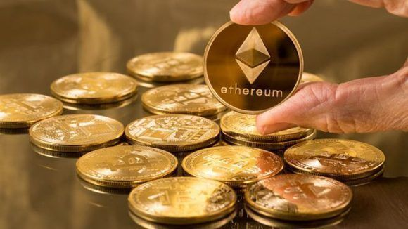 El ether domina el 28,5% del mercado virtual. Foto: Tsokur.
