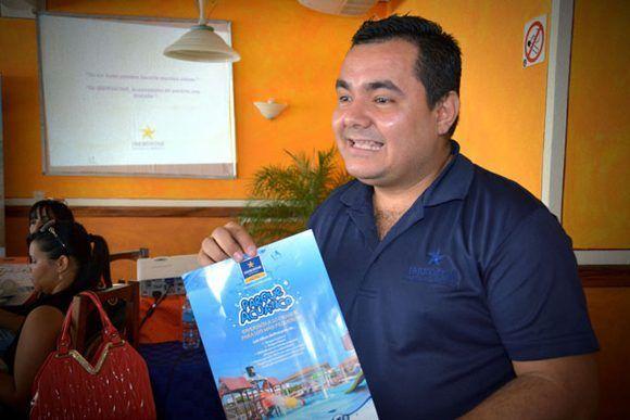 Apuesta cadena Iberostar por el turismo nacional