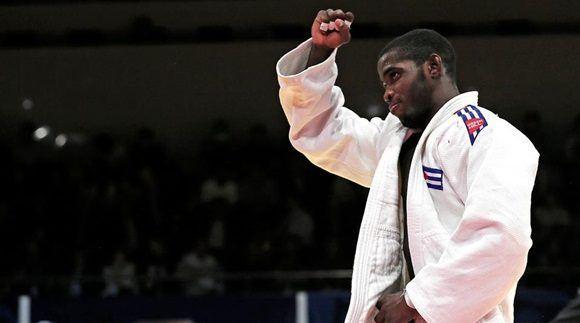 Iván Silva, ahora en los 90kg, es una de las principales opciones de triunfo para Cuba.