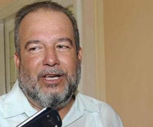 Manuel Marrero, ministro de Turismo de Cuba. Foto tomada de ACN.