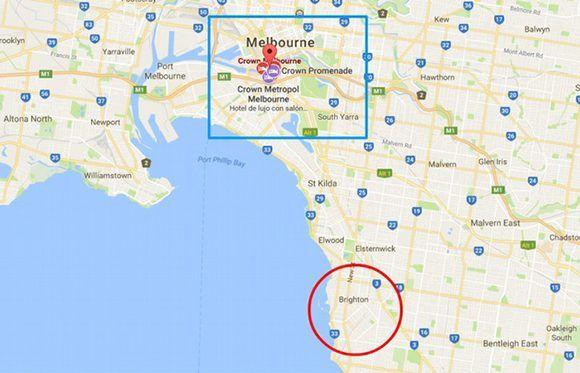 El atentado con tiroteo y secuestro tuvo lugar en Melbourne, Australia.
