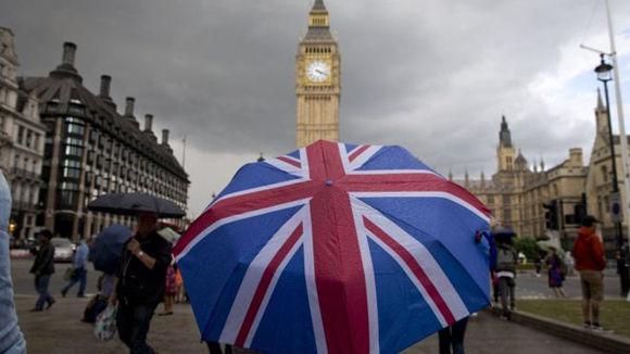 Las negociaciones entre Reino Unido y la UE comenzaron este lunes 19 de junio. Foto: AFP.