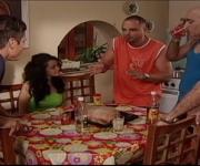 """Fotograma del primer capítulo de la telenovela """"En tiempo de amar"""", que se transmitirá a partir del  10 de julio con frecuencia de lunes, miércoles y viernes, por el canal Cubavisión."""