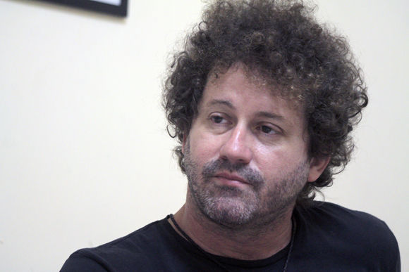 Cantautor cubano Raúl Paz. Foto: Daylén Vega / Cubadebate.