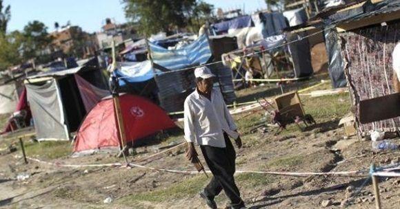 Inseguridad alimentaria en Argentina afecta a seis millones de personas. | Foto: EFE