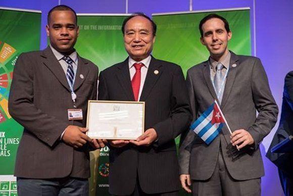 El Pachama Game Jam y los Joven Club de Computación reciben también el reconocimiento.