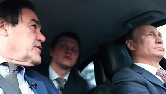 Fragmento de la serie de Showtime sobre Putin. Foto: Internet.
