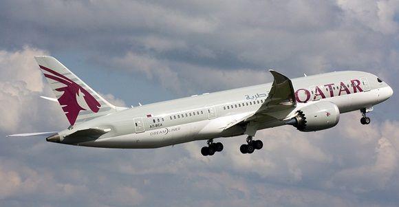 Qatar Airways está interesada en comprar el 10 % de American Airlines
