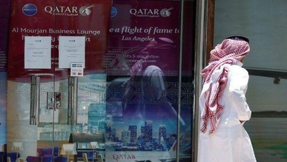 La decisión qatarí es no tomar represalias ante el bloqueo diplomático. | Foto: Reuters.