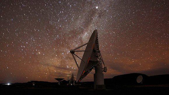 Después de 40 años, descubren origen de señal extraterrestre más potente