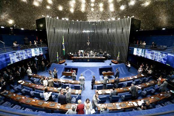 El senado brasileño aprobó reforma de Temer. Foto: Agencia Brasil/ Archivo.
