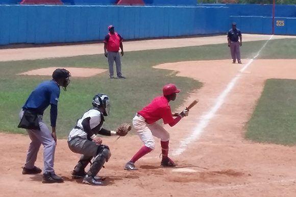 Torneo nacional sub-18. Foto: Katheryn Felipe/Cubadebate.