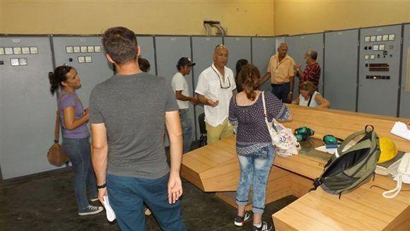 """La serie """"Con Ciencia"""", dirigida por Rudy Mora, deberá salir al aire a principios del próximo años. Foto tomada de tvcubana.icrt.cu"""