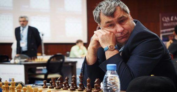Vassily Ivanchuk lidera el Capablanca de Ajedrez. Foto: Archivo.