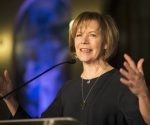 Tina Smith, vicegobernadora de Minnesota. Foto: Star Tribune.
