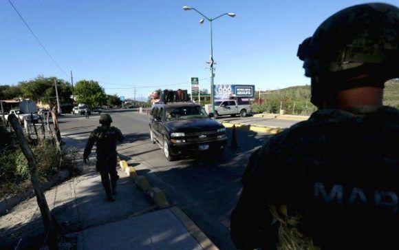 Violencia en México, Foto: Reuters