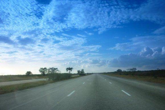 Las Ocho Vias hacia Santa Clara. Foto: Héctor Fleites Martínez / Cubadebate