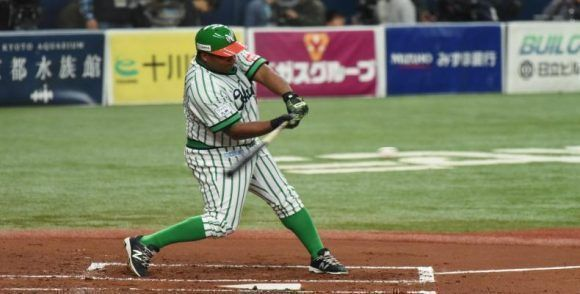 Cuban Despaigne hits its 28th homer in Japan
