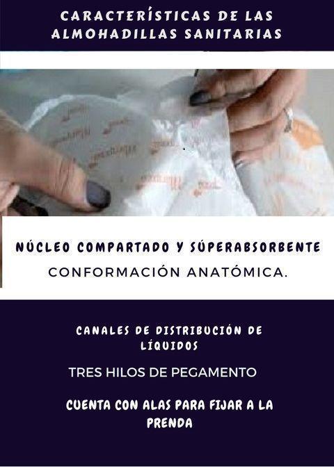 caracteristicas-de-las-almohadillas-sanitarias