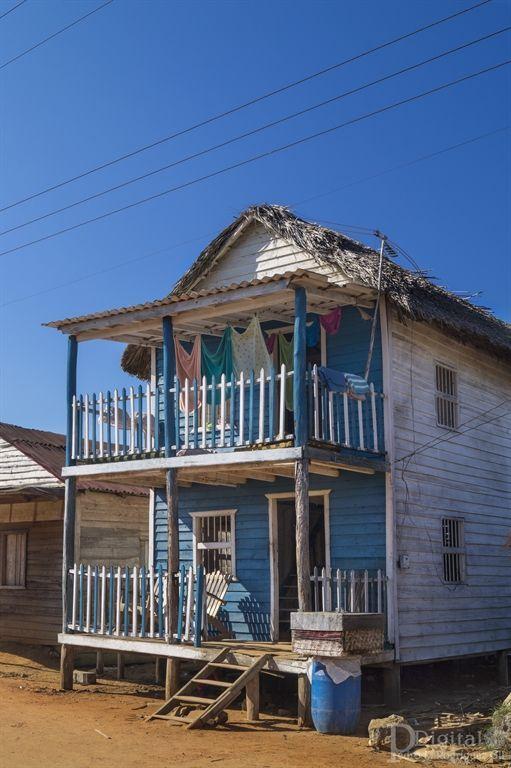 Casa de playa en Boca de San Diego, Pinar del Río. Foto: Pedro Lázaro Rodríguez Gil / Cubadebate