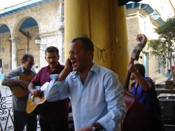 Descarga en una tarde habanera. Foto: Natalia Campilongo / Cubadebate