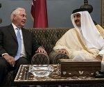 Tillerson llega a Catar para buscar una salida a la crisis diplo