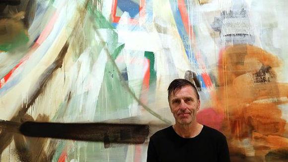 El artista alemán Albert Oehlen tendrá el debut latinoamericano de su pintura en el Museo Nacional de Bellas Artes de Cuba. Foto tomada de El diario.